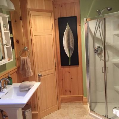 detailed bathroom remodeling