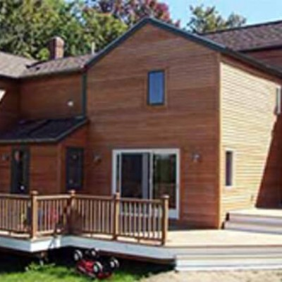 New Deck Renovation Newbury, MA