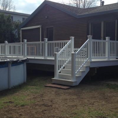New Deck Remodeling Hampton, MA