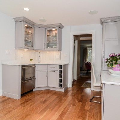 Full Kitchen Remodel in Wellesley