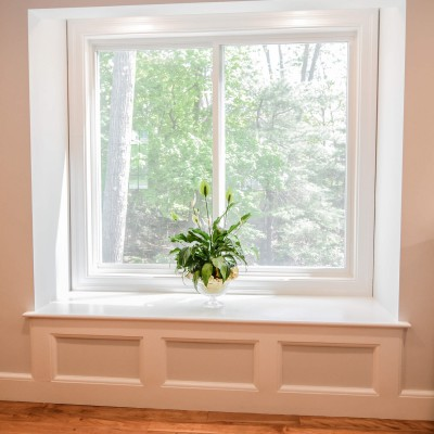 Window renovation in Wellesley
