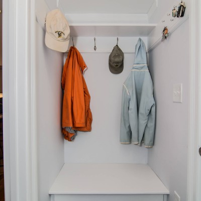 New Closet remodel