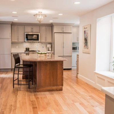 full kitchen remodeling in Wellesley