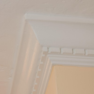 beautiful trim work in wellesley