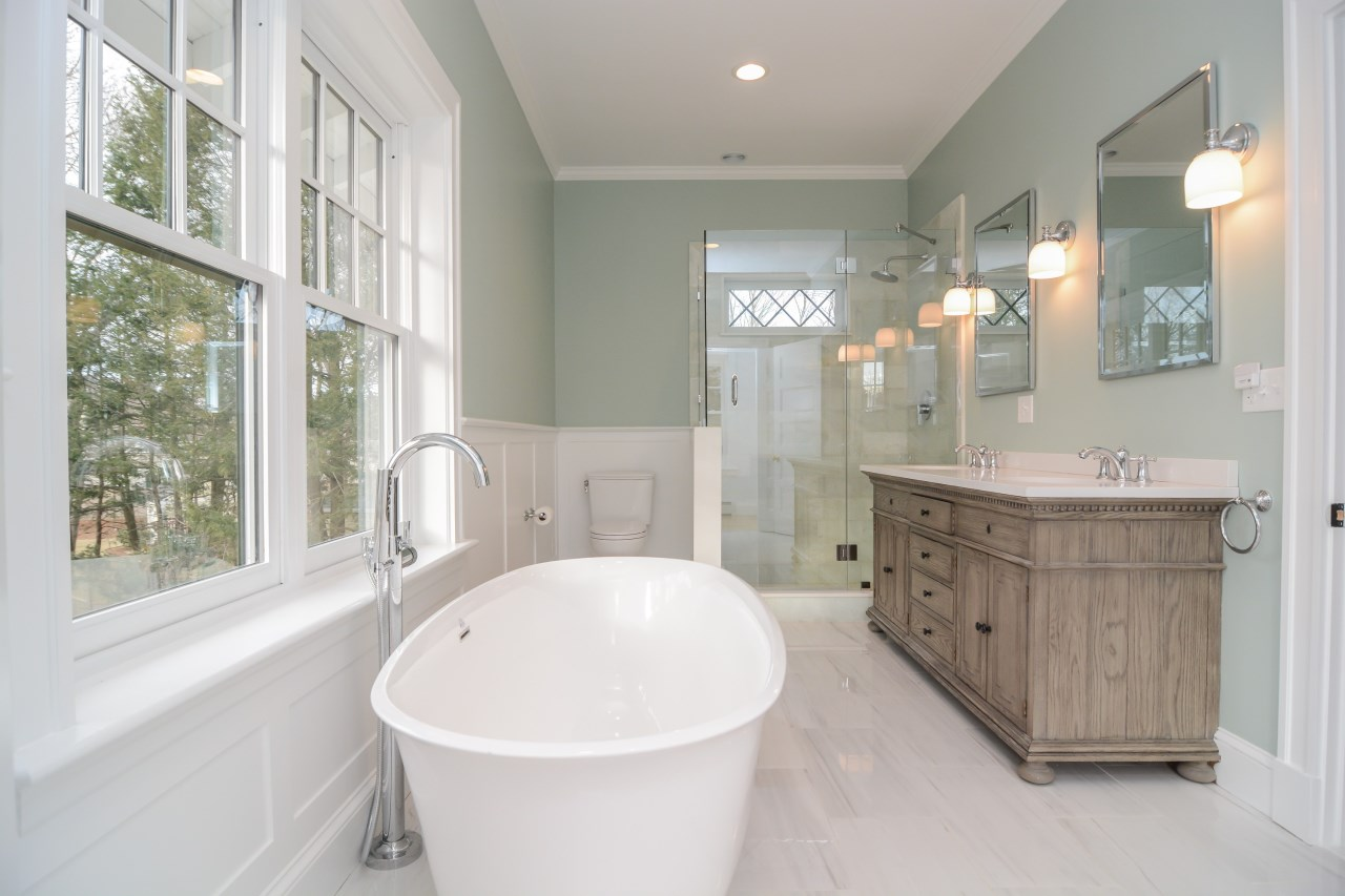 Hamilton Remodeling Contractor for New Addition with master bath